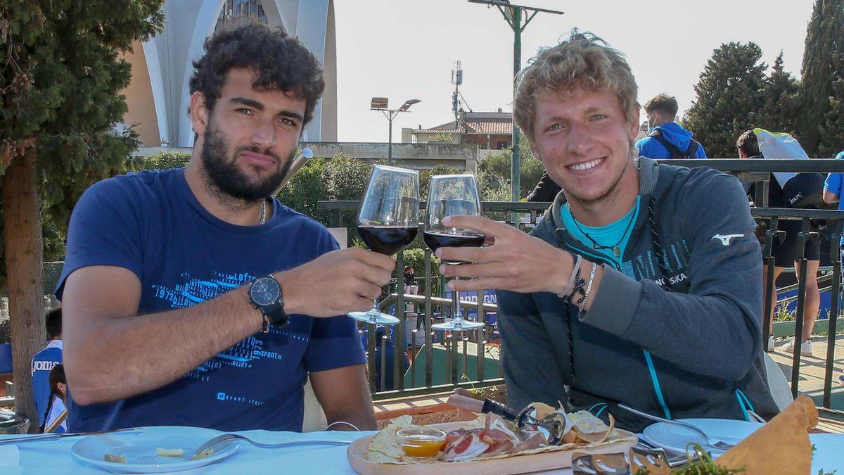 Matteo e Jacopo Berrettini al Sardegna Open 2021