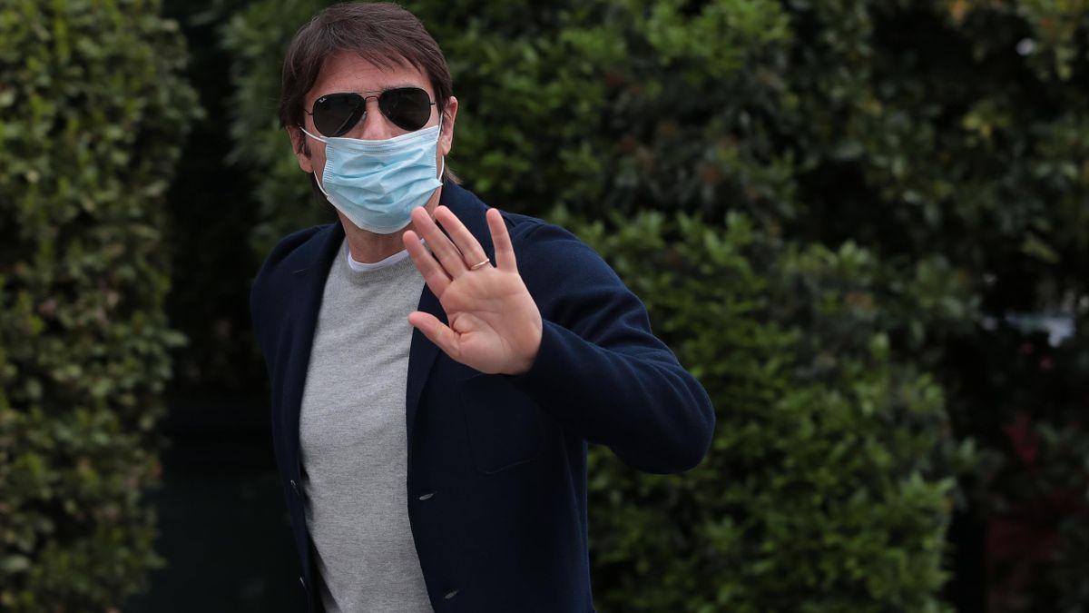 Antonio Conte, Inter, Getty Images