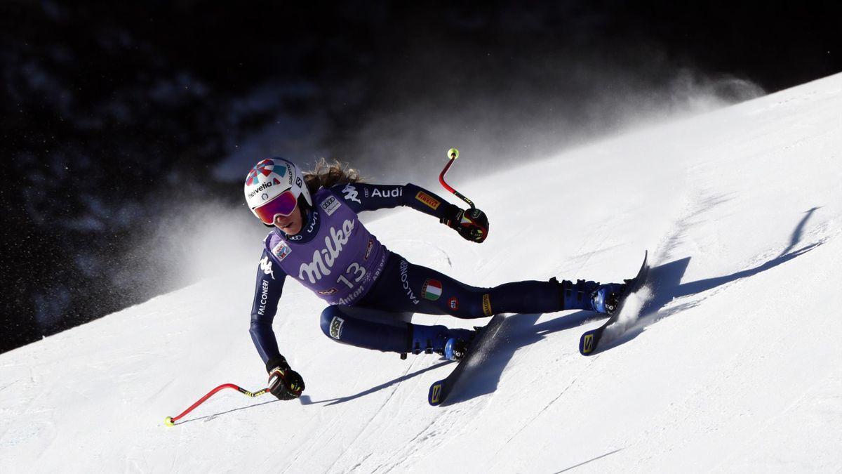 Marta Bassino   Alpine Skiing Giant Slalom   ESP Player Feature