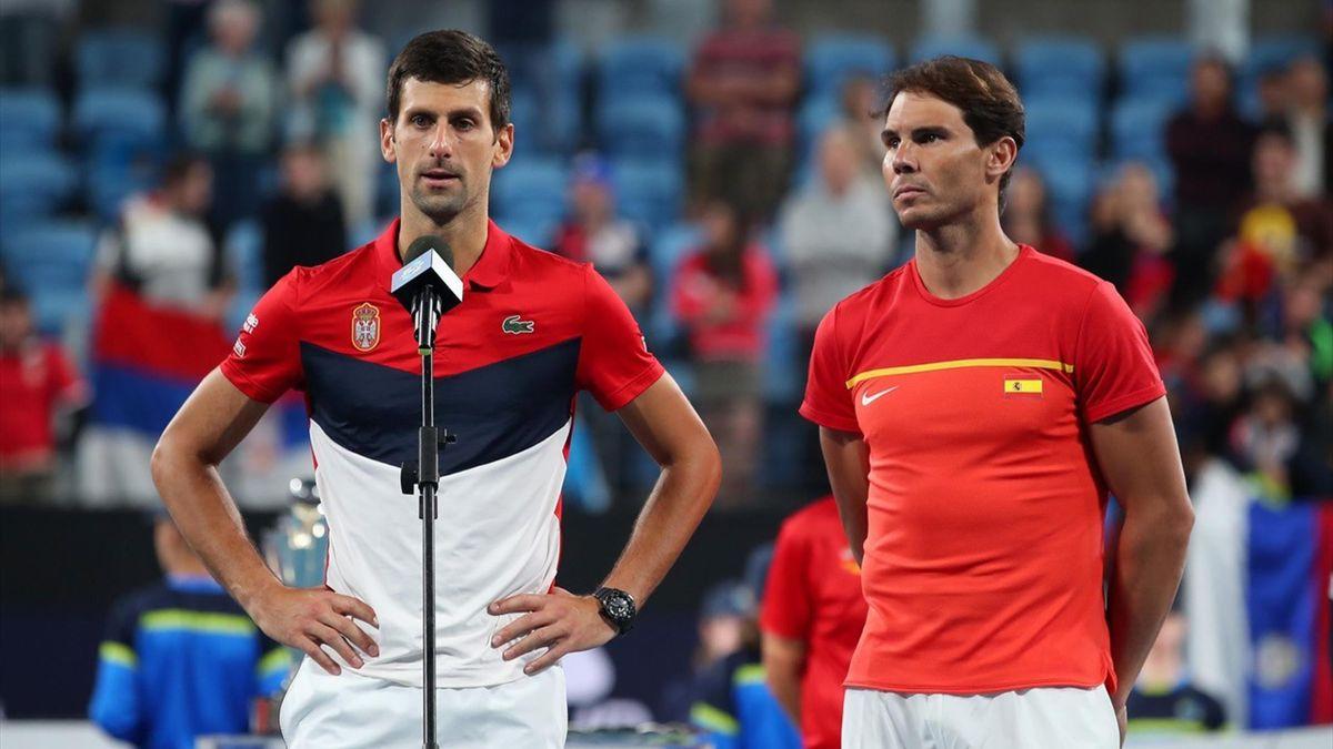 Djokovic a declarat că Rafael Nadal este principalul favorit al turneelor pe zgură din acest final de sezon