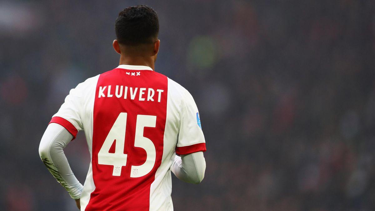 Eredivisie 2017/18: Justin Kluivert