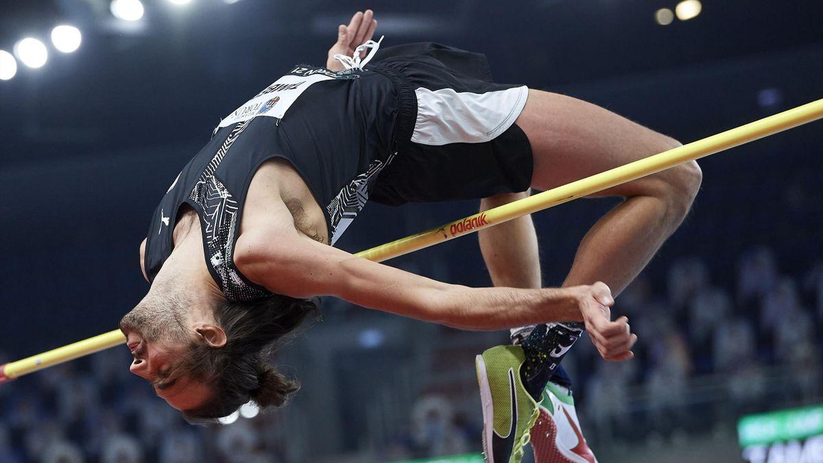 Atletica, Gianmarco Tamberi decolla a Torun: 2.34 e minimo olimpico! -  Eurosport