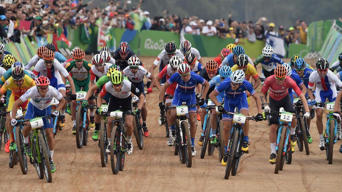 Mountain bike - Rio 2016