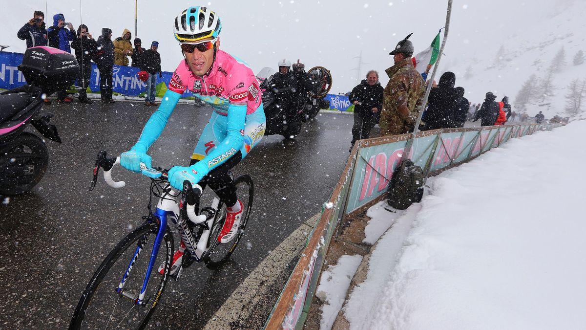 Vincenzo Nibali a câștigat Giro în 2013 (foto) și 2016