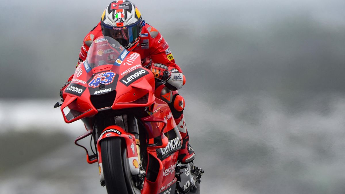 Jack Miller, Ducati, Le Mans, Getty Images