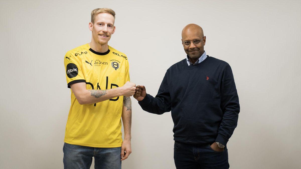 Gjermund Åsen, Simon Mesfin