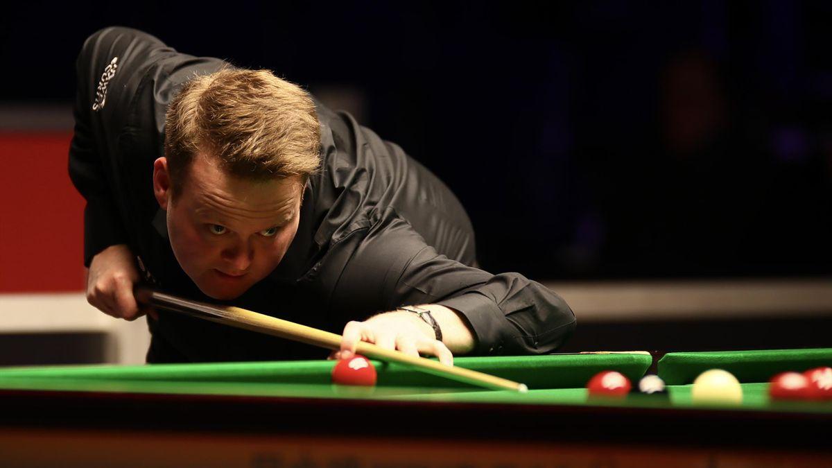 Titelverteidiger bei den Welsh Open: Shaun Murphy