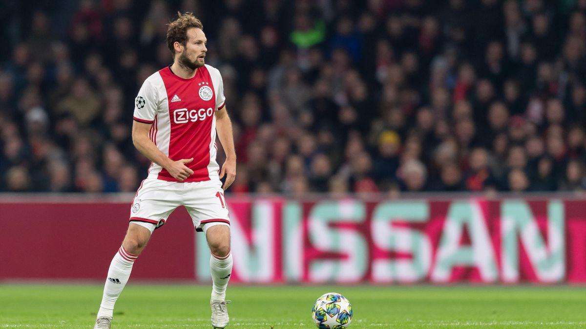 Daley Blind von Ajax Amsterdam