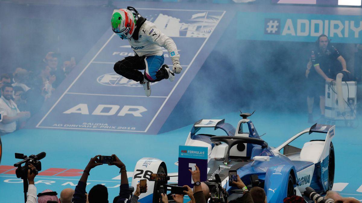 António Félix da Costa (BMW i Andretti) - Ad Diriyah ePrix 2018