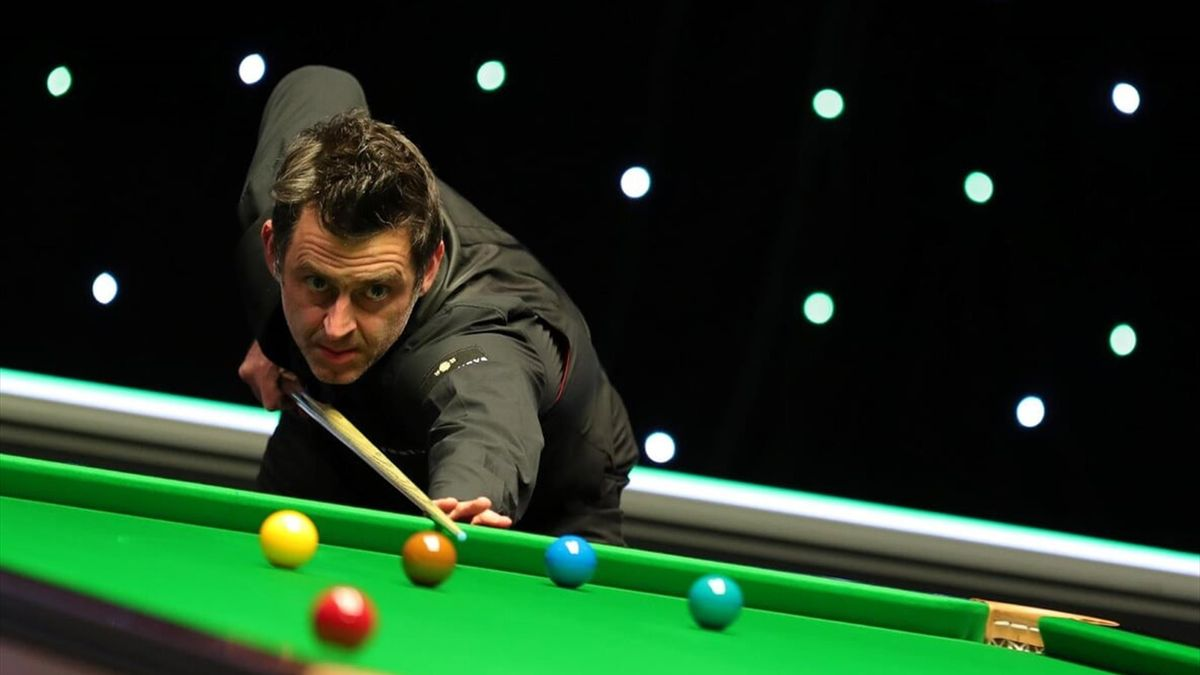 O'Sullivan races into UK Championship second round