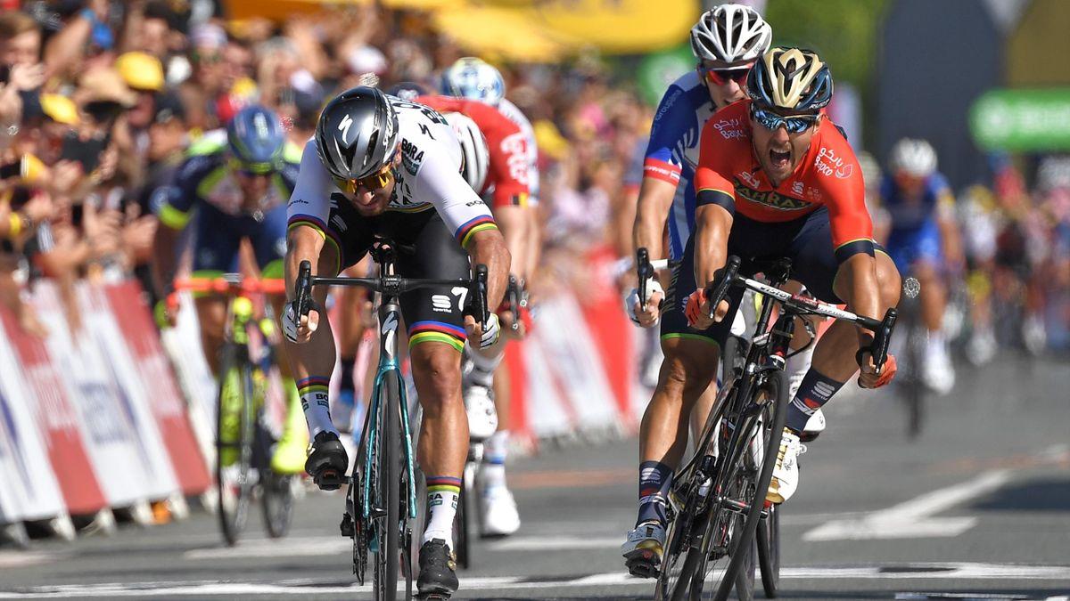 Peter Sagan, vainqueur de la 2e étape - Tour de France 2018