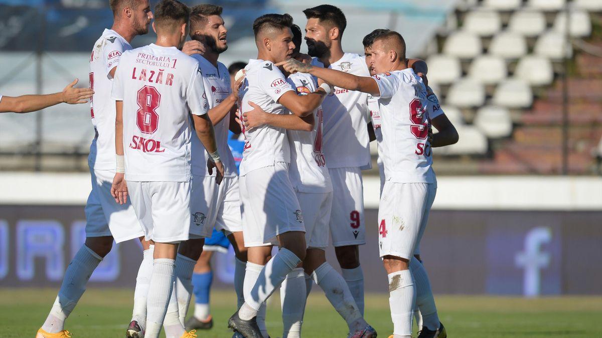Rapid luptă pentru promovarea în Liga 1
