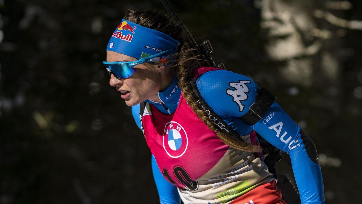 Dorothea Wierer, Biathlon, Getty Images