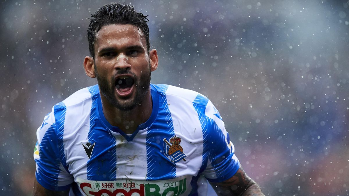 Willian Jose, Real Sociedad