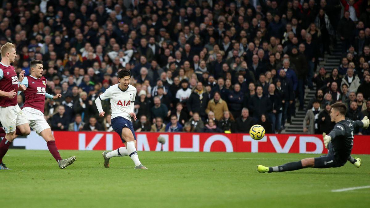 Heung-Min Son trifft für Tottenham Hotspur