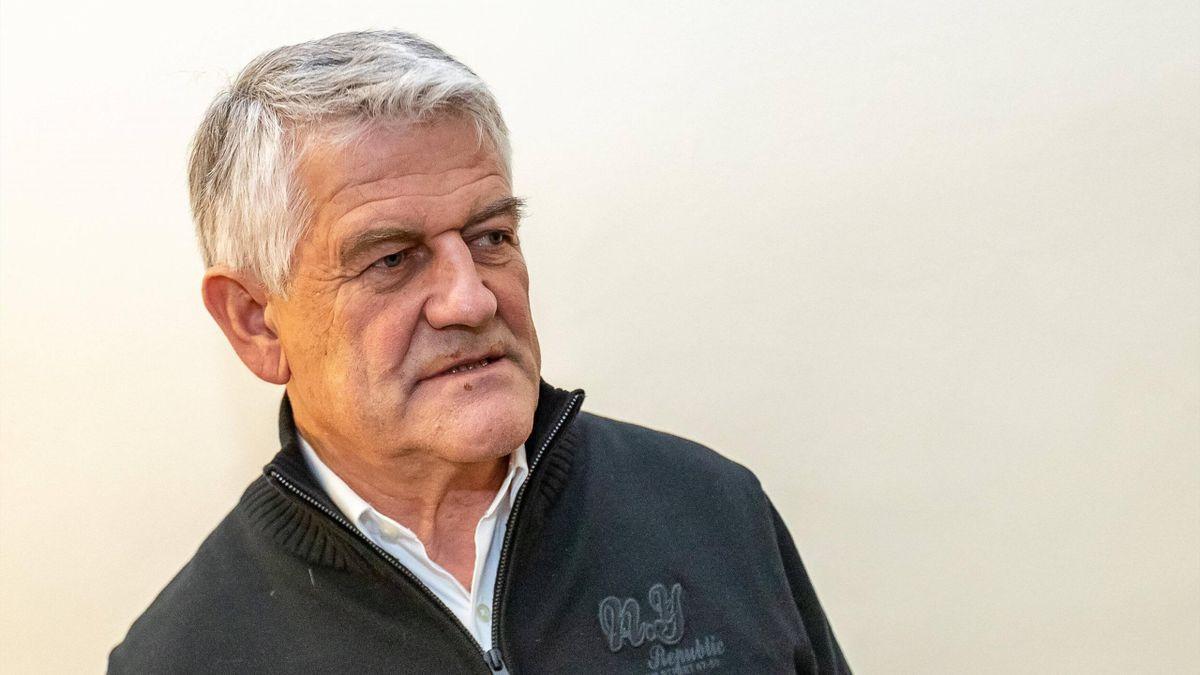 Der ehemalige ÖSV-Langlauf-Trainer Walter Mayer