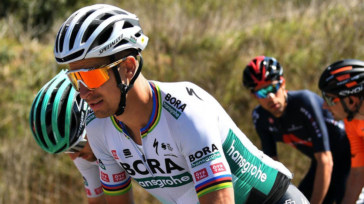 Peter Sagan vom Team Bora - hansgrohe