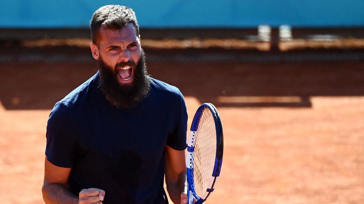 Benoît Paire (ATP Madrid)