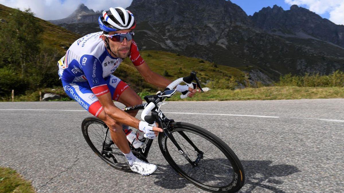 Thibaut Pinot bei der Tour de France 2020