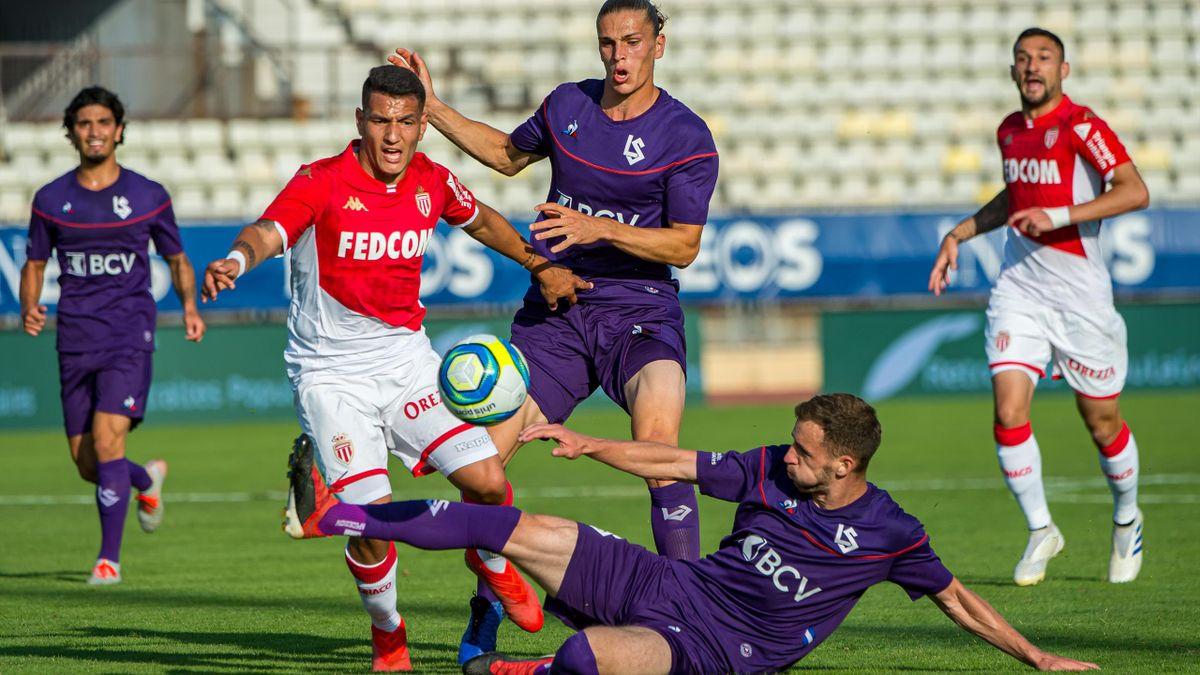 Monaco Lausanne-Sports