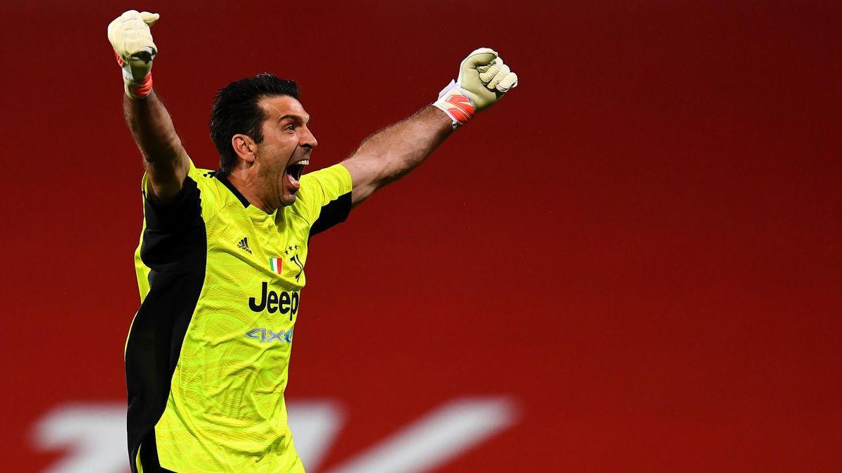 Gianluigi Buffon, Juventus, Getty Images