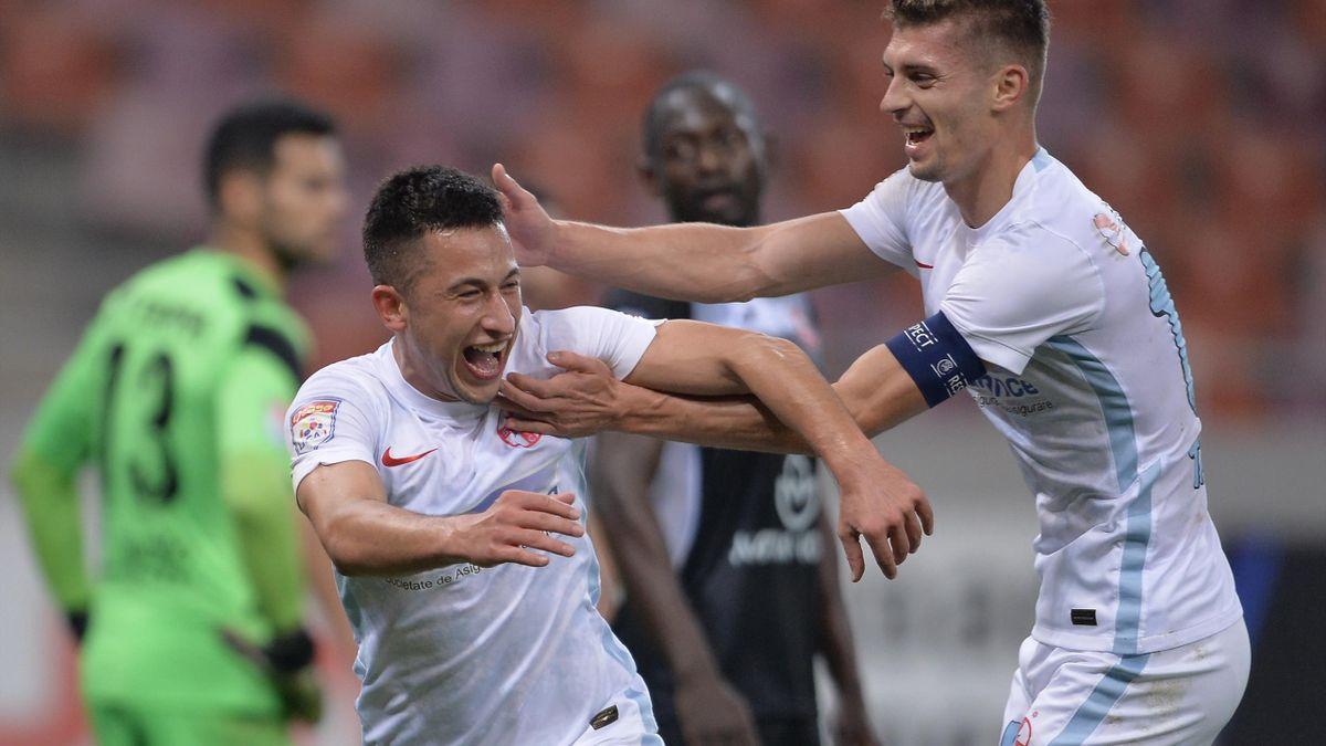 FCSB - Hermannstadt 5-0, în etapa a 8-a din Liga 1