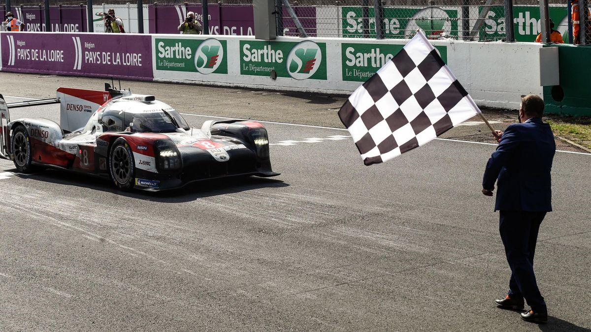 La Toyota n°8 remporte la 88e édition des 24h du Mans
