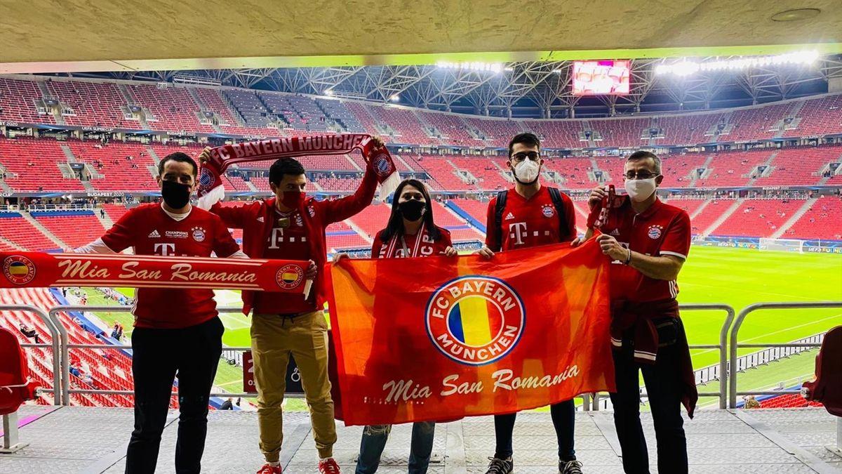 În plină pandemie, românii din fan-clubul lui Bayern Munchen au mers la Supercupa Europei