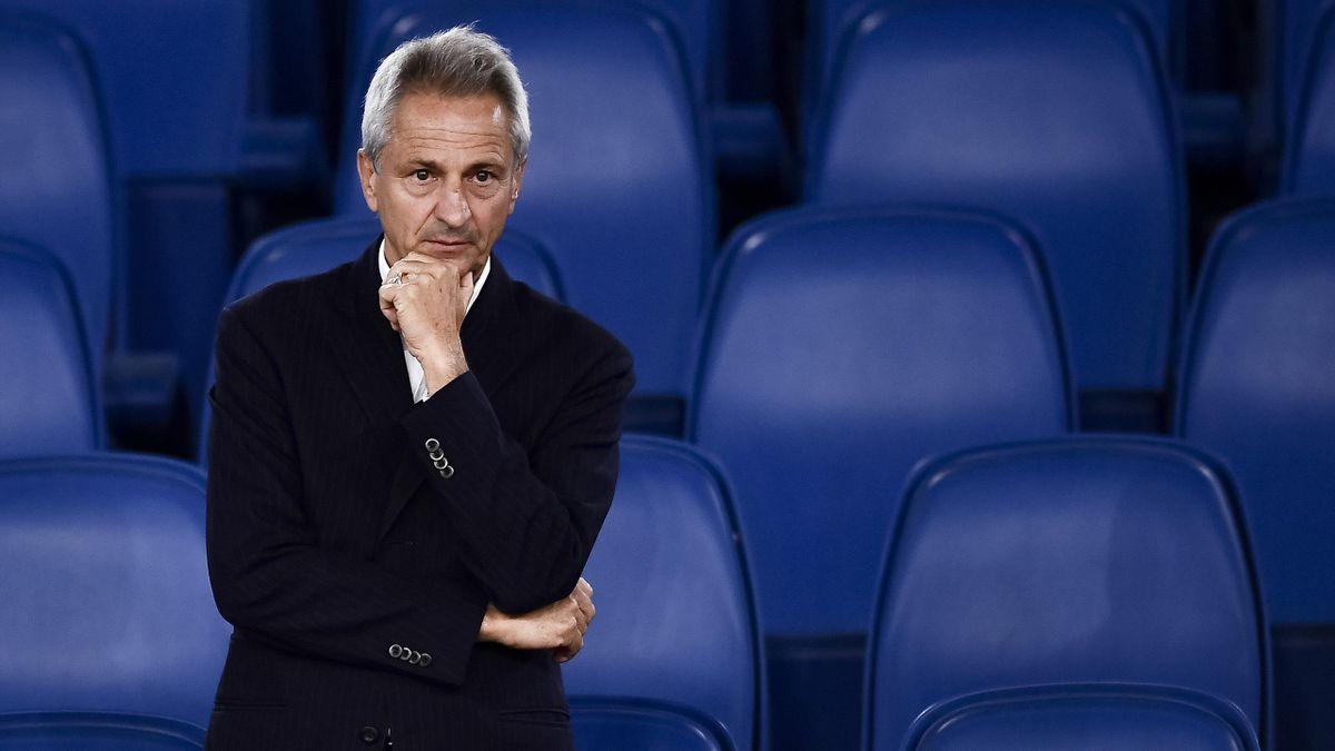 Paolo Dal Pino, presidente della Lega Calcio (Getty Images)