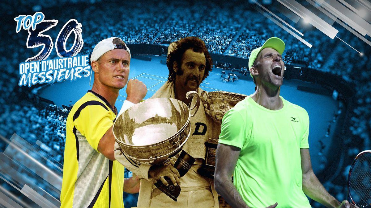 Top 50 Open Australie