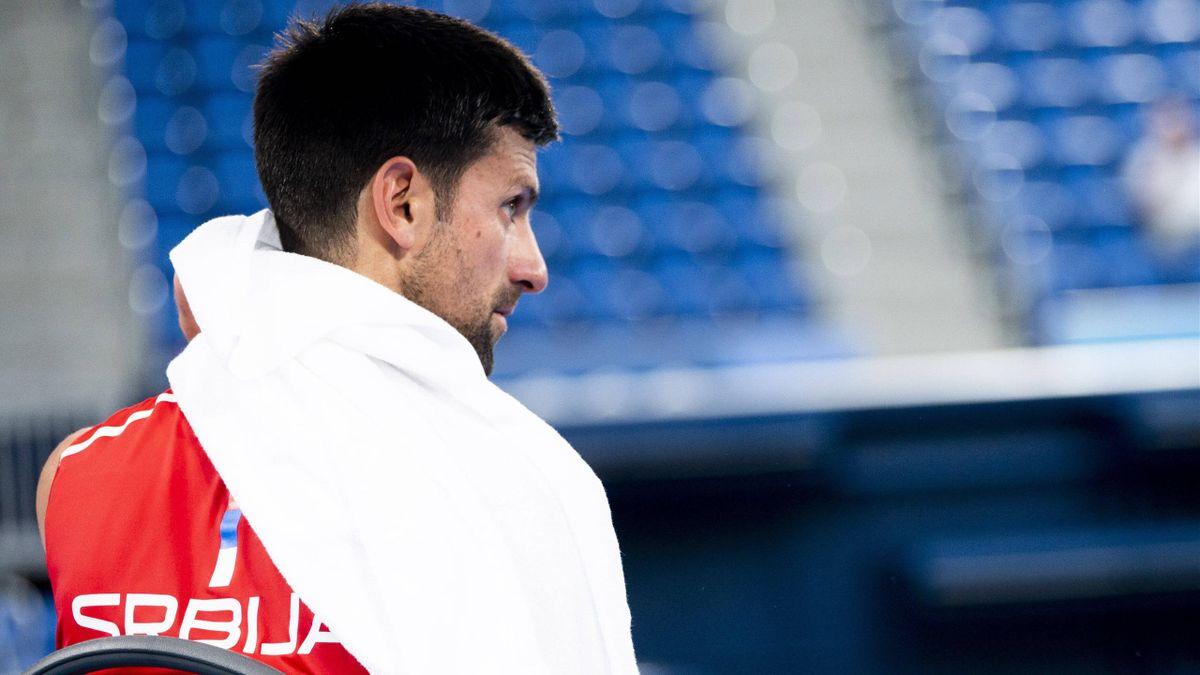 Novak Djokovic vise le Golden Slam.