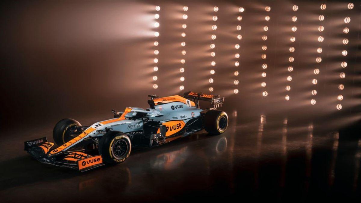 McLaren - Screenshot: McLaren