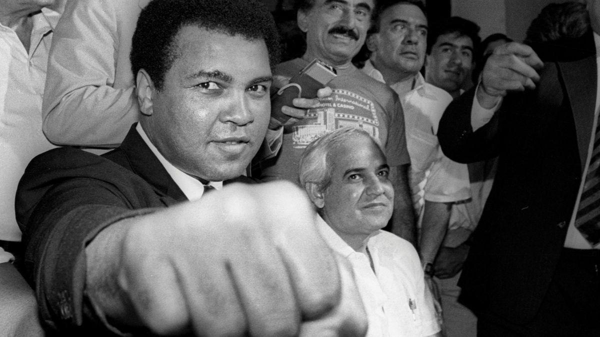Legende des Boxsports: Muhammad Ali