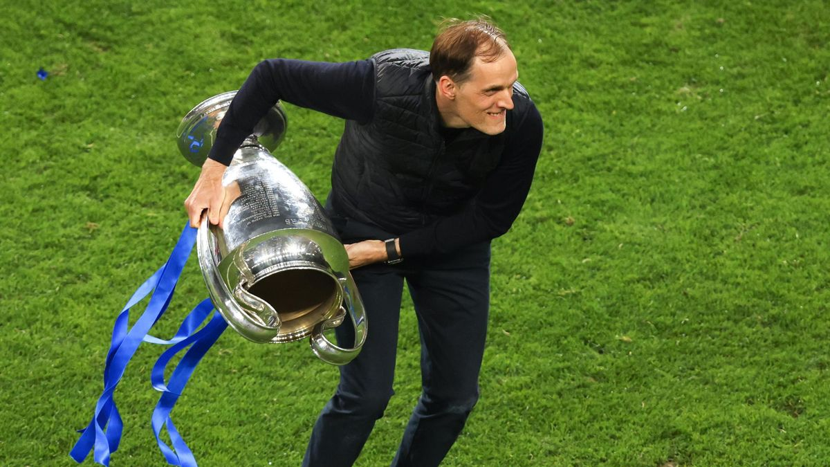 Thomas Tuchel gewinnt in PSG-Schuhen die Champions League