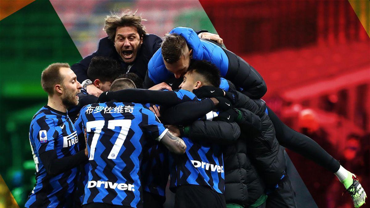 Inter Mailand - Meister der Serie A 2021