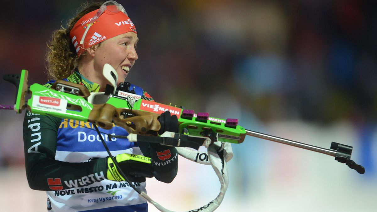 Wird vorerst nicht an den Start gehen: Laura Dahlmeier