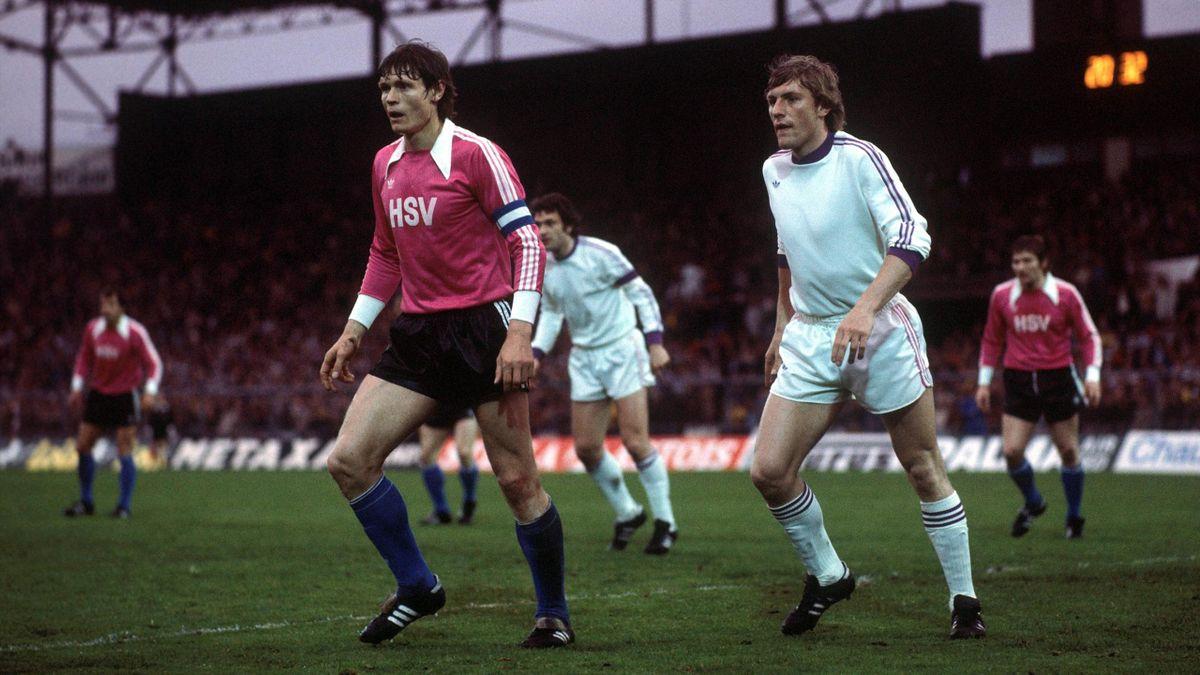 Hamburg Anderlecht 1977