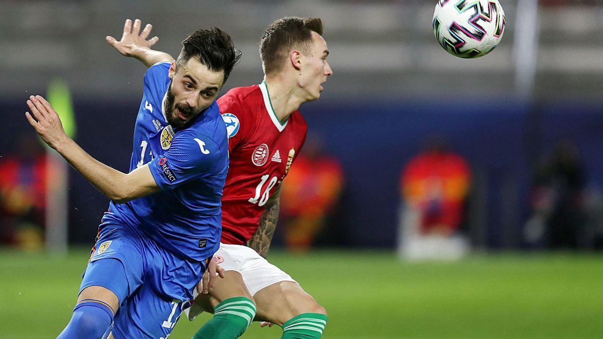 România - Ungaria, Euro U21