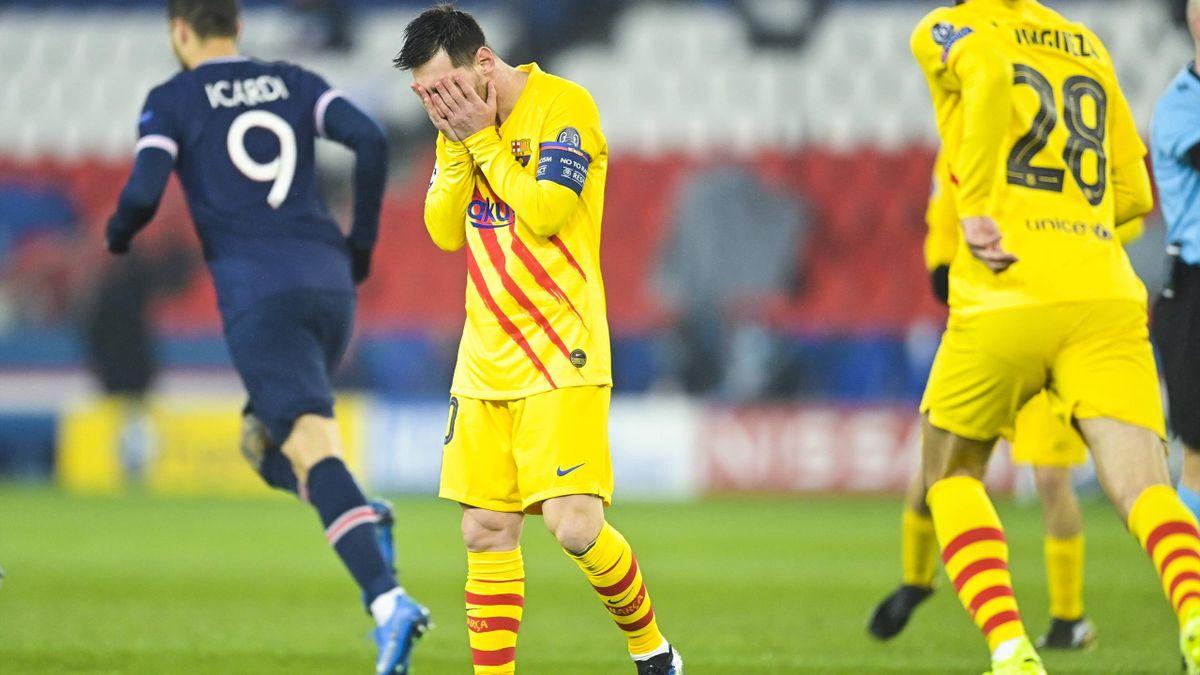 Lionel Messi scheitert vom Punkt für den FC Barcelona
