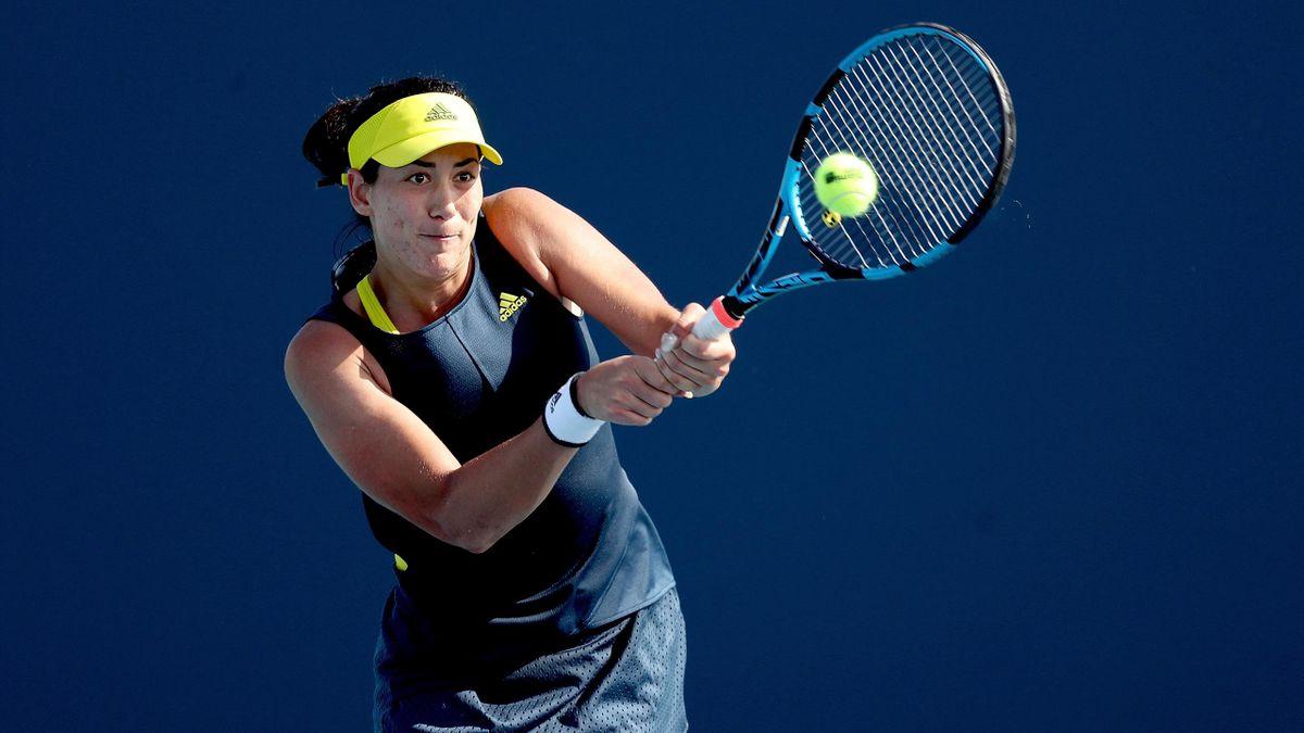 Garbiñe Muguruza accede a los octavos del WTA 1.000 de Miami