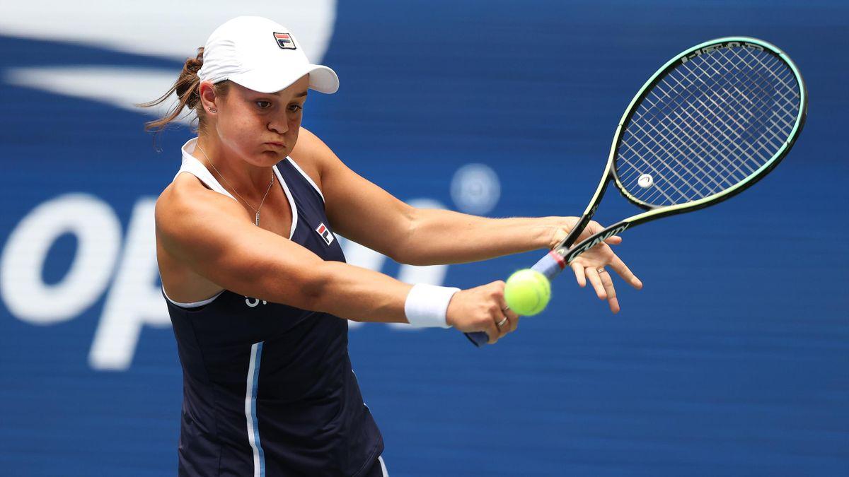Ashleigh Barty - US Open