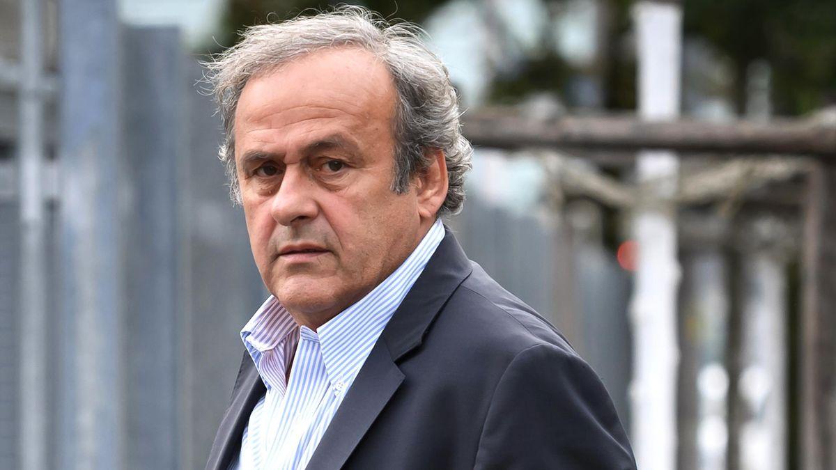 Michel Platini est arrivé en Suisse pour plaider sa cause devant la justice