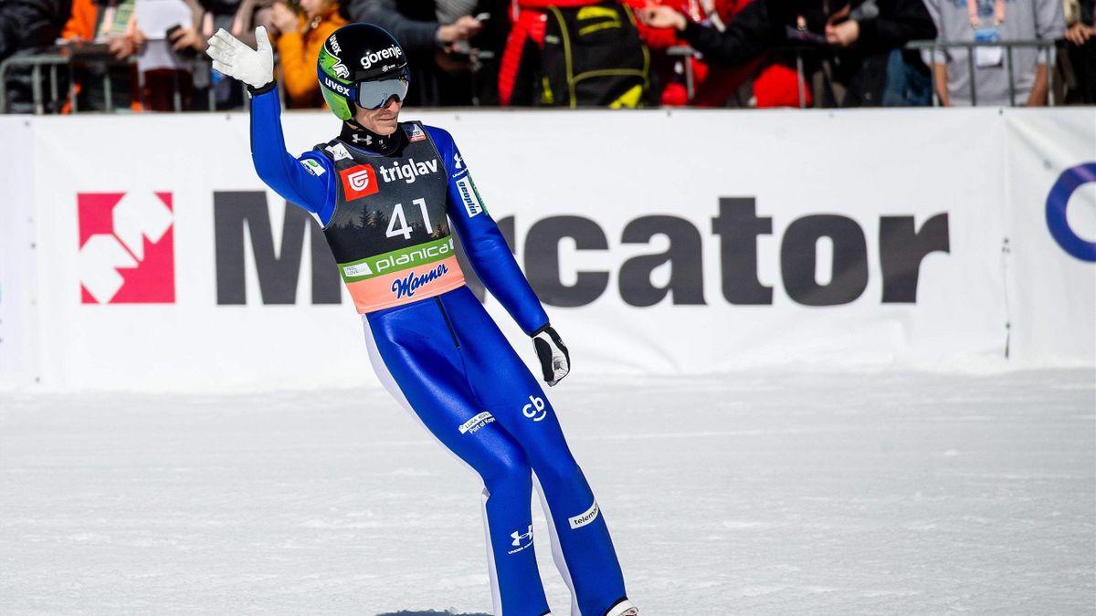 Jurij Tepes verabschiedet sich vom aktiven Skispringen