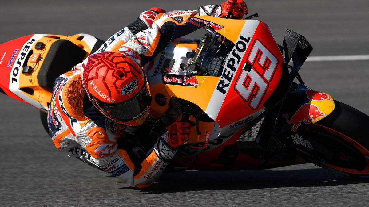 Marc Marquez in Jerez