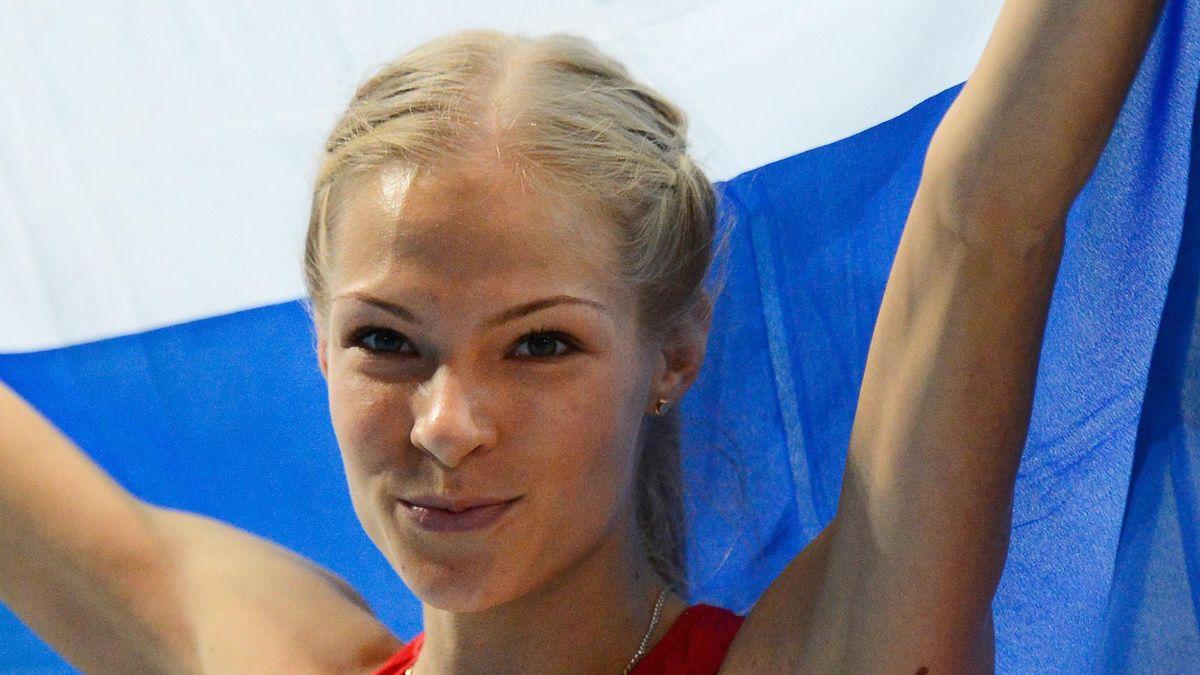 Дарья Клишина, Россия
