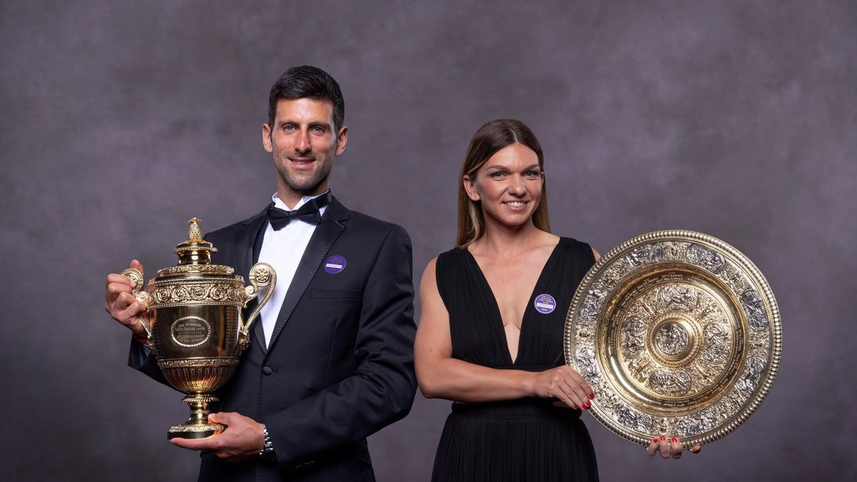 Simona Halep și Novak Djokovic, pe aceeași lungime de undă