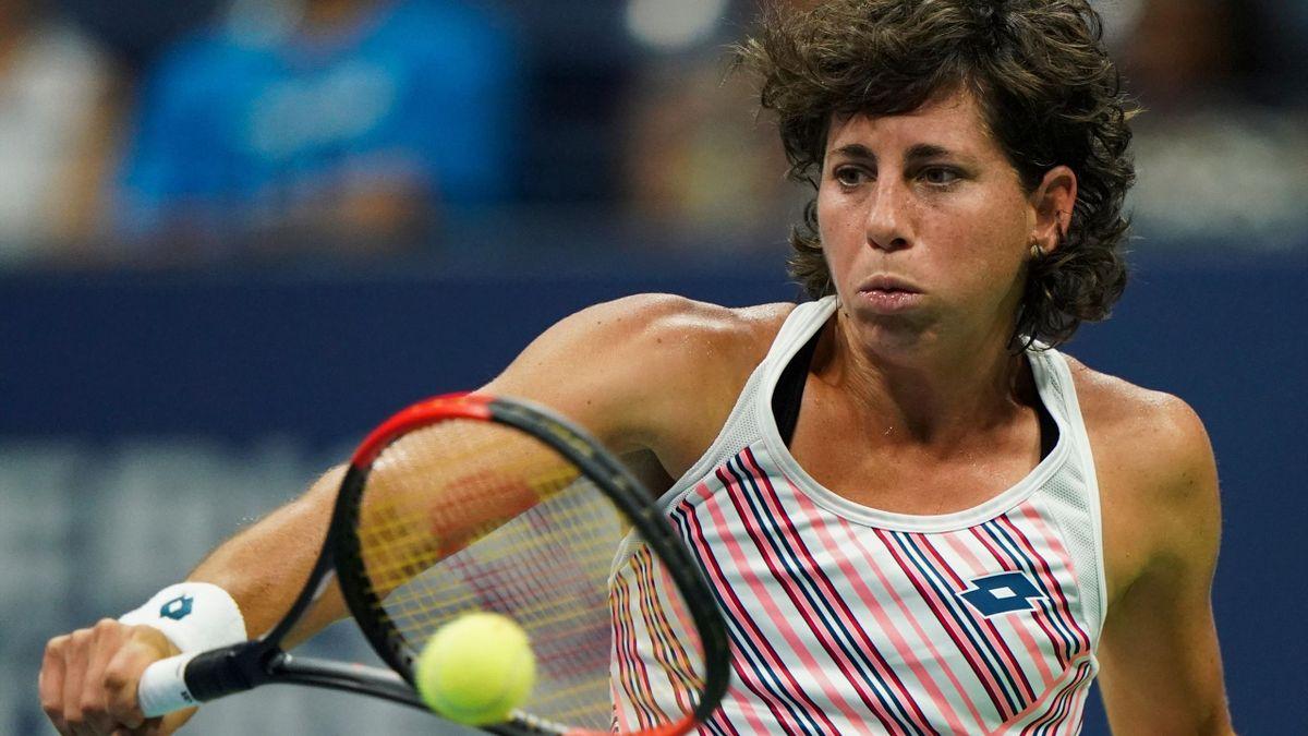 Carla Suárez - US Open 2018
