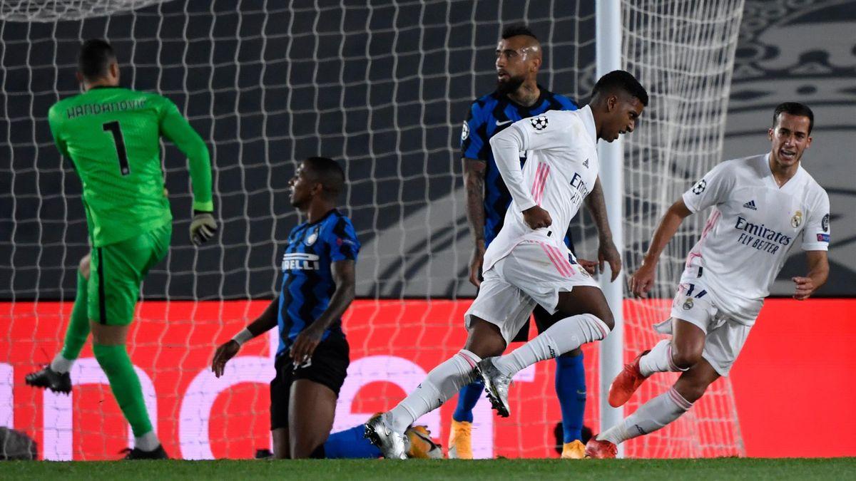 Real Madrid - Inter 3-2