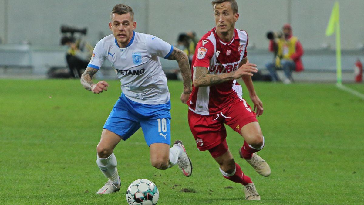 Dinamo - Universitatea Craiova 0-1