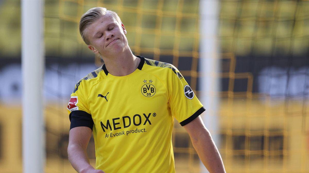 Bundesliga | Erling Haaland, atacantul celor de la Borussia Dortmund